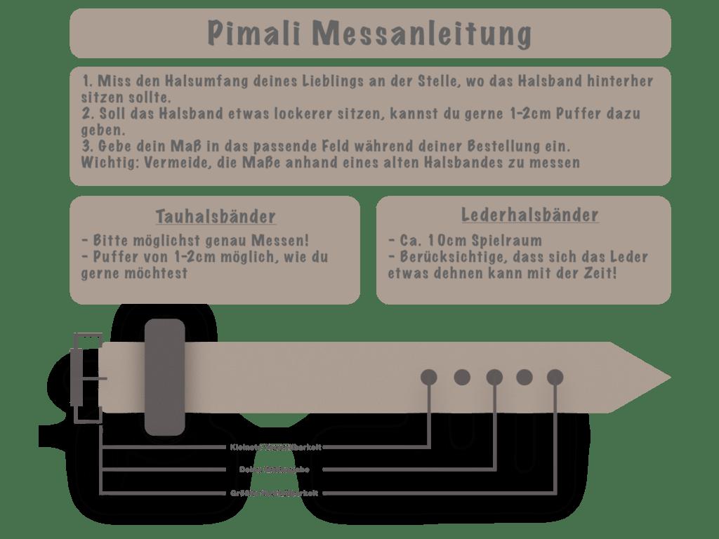 Messanleitung Pimali