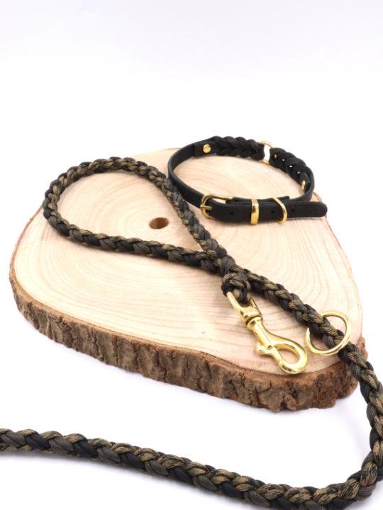 Set Lima Halsband und Leine Cover